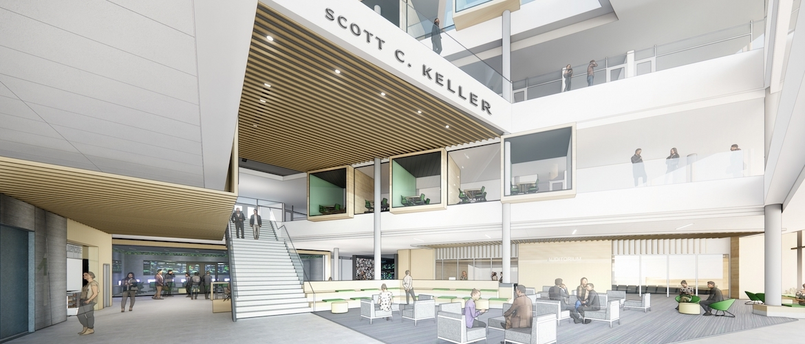 Utah Valley University - Scott C. Keller Building