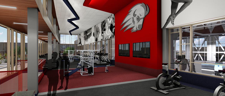 Dixie State University - Human Performance Center