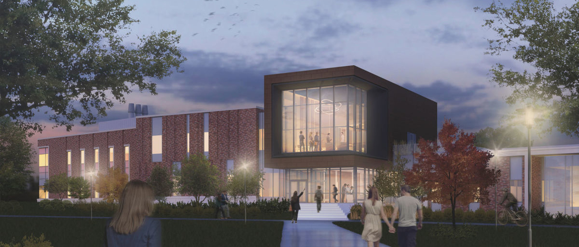 Concordia University of Nebraska - Dunklau Center for Science, Math and Business