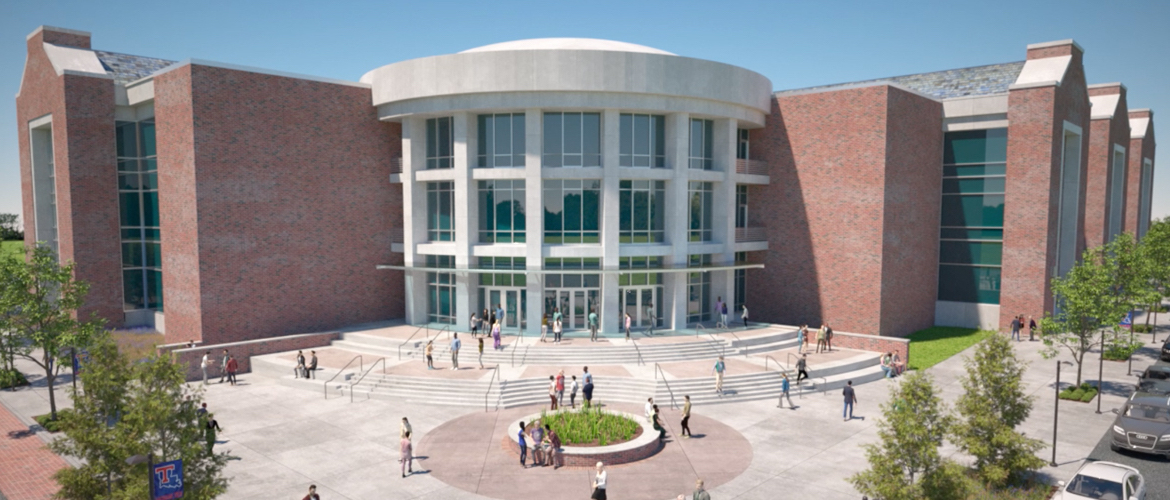 Louisiana Tech University - Integrated Engineering and Science Building