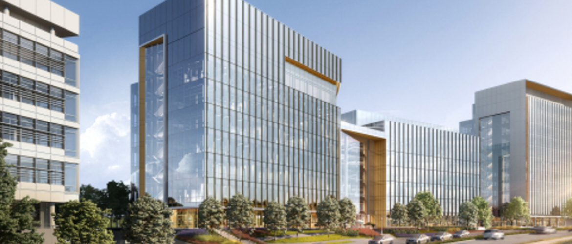 BioMed Realty - Amgen - Gateway of Pacific Campus