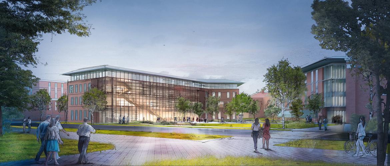 Purdue University - Data Science Building
