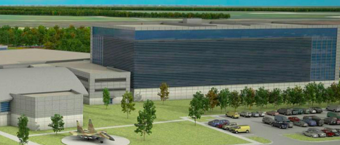 Wright-Patterson Air Force Base - Intelligence Production Complex