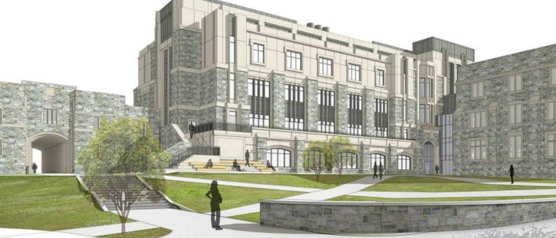 Virginia Tech - Holden Hall