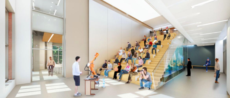 Stevens Institute of Technology - Gateway Academic Center
