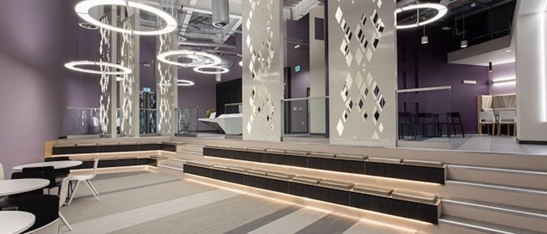 CSA Catapult Innovation Centre - Collaborative Amphitheater