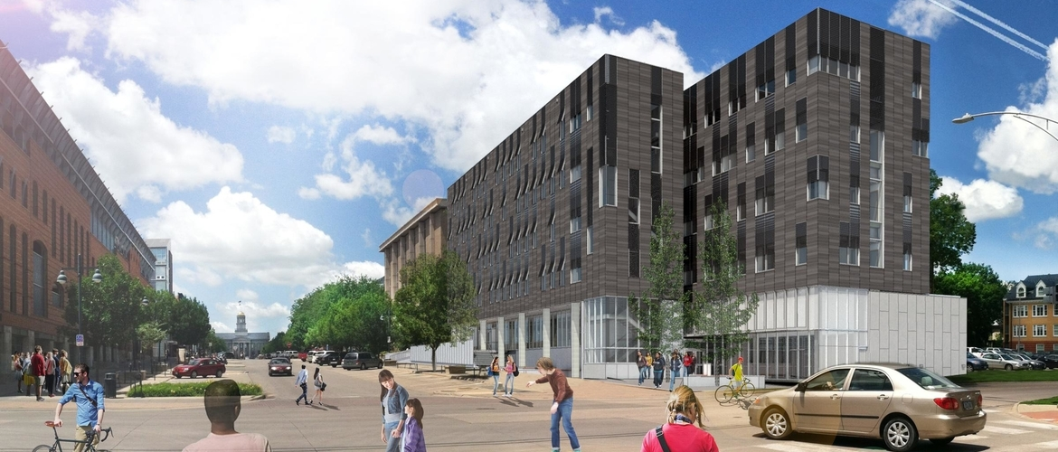 University of Iowa - Psychological and Brain Sciences Building