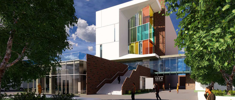 University of Maryland - E. A. Fernandez IDEA Factory