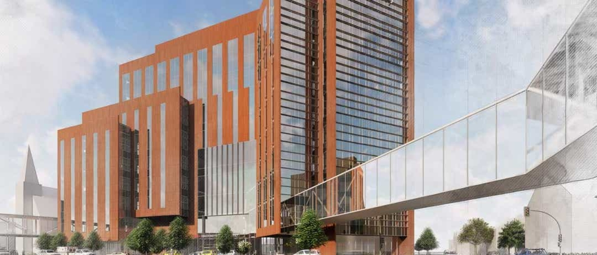 Rutgers Cancer Institute of New Jersey & RWJBarnabas Health – Cancer Pavilion