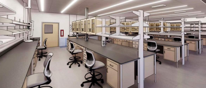 Georgia College - Integrated Science Complex