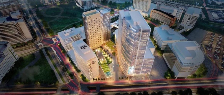 Texas A&M University - Texas Medical Center Complex