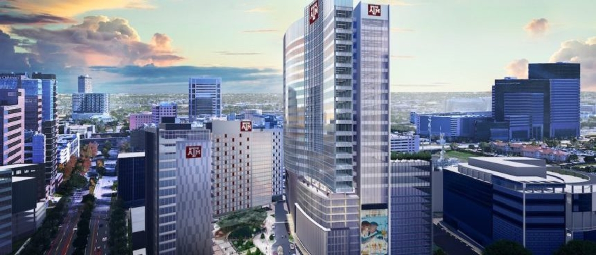 The Texas A&M University System - Texas Medical Center Complex