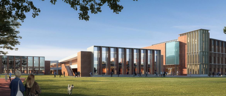 Houston Baptist University – STEM and Health Science Complex