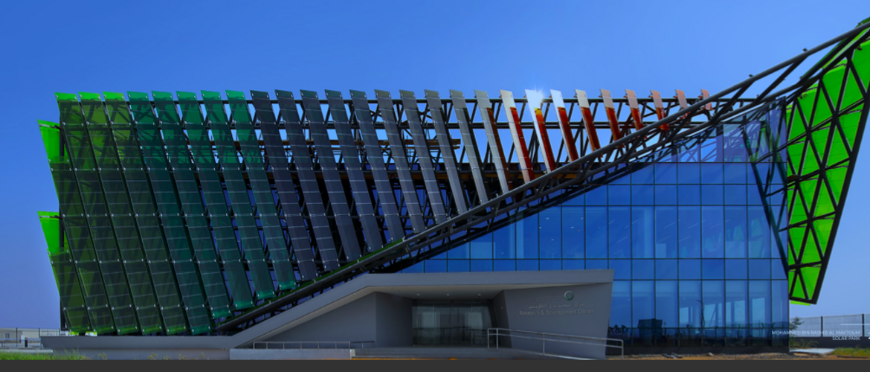 Dubai Electricity and Water Authority - Mohammed bin Rashid Al Maktoum Solar Park - R&D Centre