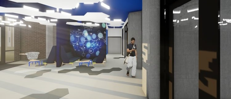 University of Nevada, Reno - Leifson Physics and Chemistry Buildings Renovation