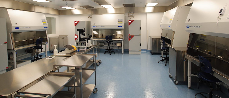 Novo Nordisk/Asterias Biotherapeutics - Tenant Renovation and Expansion