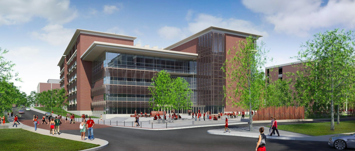 University of Mississippi - Jim and Thomas Duff Center for Science and Technology Innovation