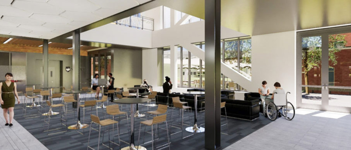 University of Maine - Ferland Engineering Education and Design Center
