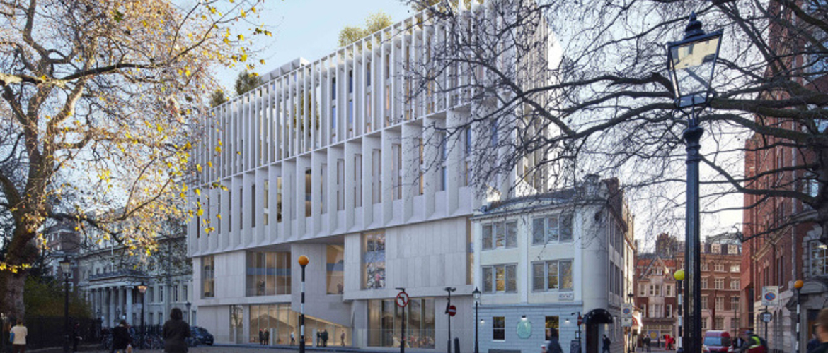 London School of Economics and Political Science - Paul Marshall Building
