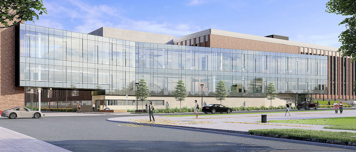 University of Nebraska-Lincoln - Engineering Complex Expansion and Renovation