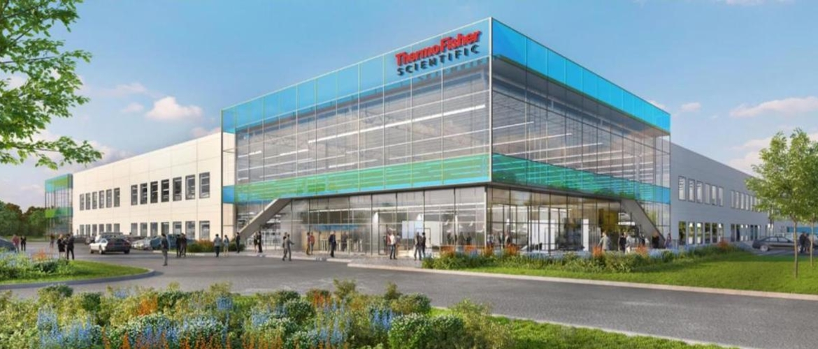 Thermo Fisher Scientific - Viral Vector Development and Manufacturing Facility