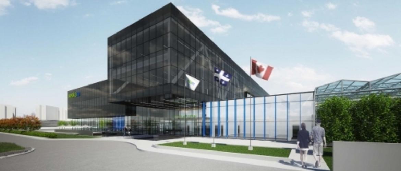 Medicago - Quebec City Vaccine Manufacturing Complex