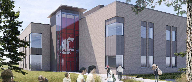 Washington State University Tri-Cities - Academic Confluence Building