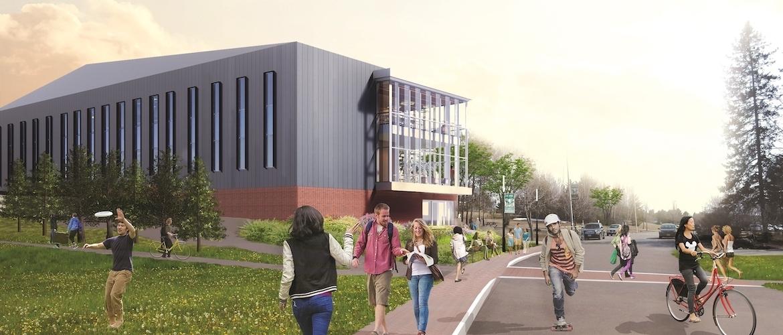 Husson University - Center for Business