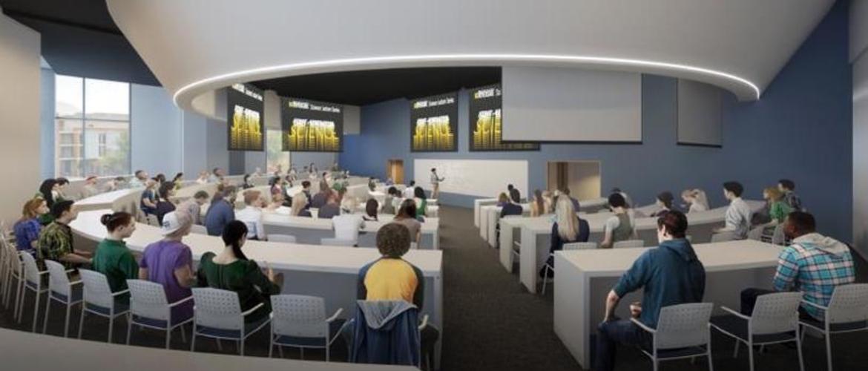 University of California, Riverside - Student Success Center