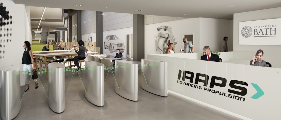 University of Bath - Institute for Advanced Automotive Propulsion Systems