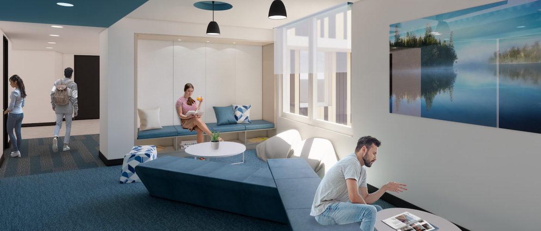 University of Toronto - Passive House Student Residence