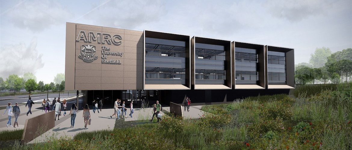 University of Sheffield - Advanced Manufacturing Research Centre North