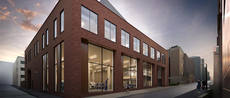 University of Sheffield - Royce Discovery Centre