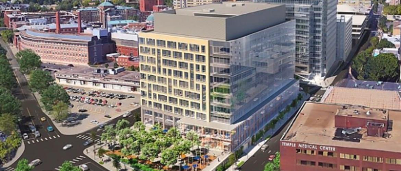 Carter Winstanley - New Haven Bioscience Building