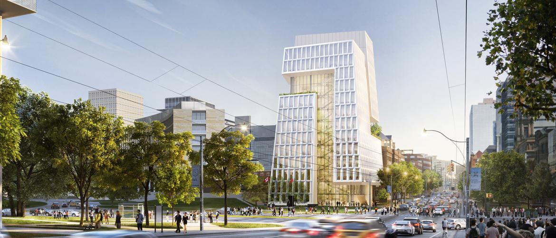 University of Toronto - Schwartz Reisman Innovation Centre