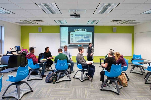 Classroom Design For Active Learning ~ Transforming existing spaces into active learning