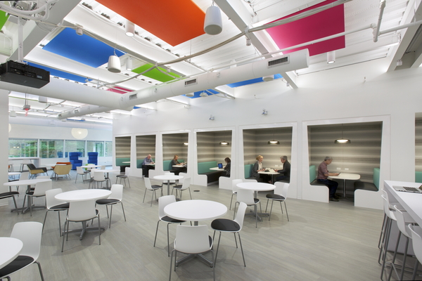 ResultsOriented Work Environment Reinvents Traditional Workplace