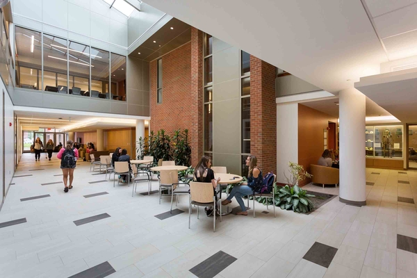 State university of new york suny college at oneonta for Interior design new york university