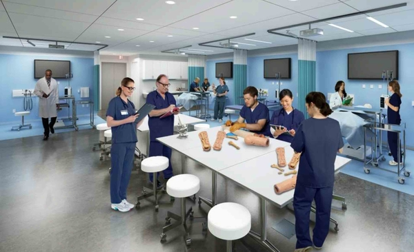 Harvard Classroom Design ~ Medical school and health science trends mandates